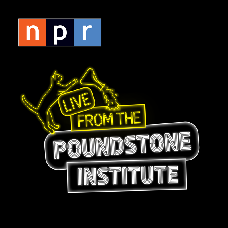 Live from the Poundstone Institute podcast tile