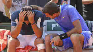 A Player Falls Injured At The French Open, And Compassion Takes Over