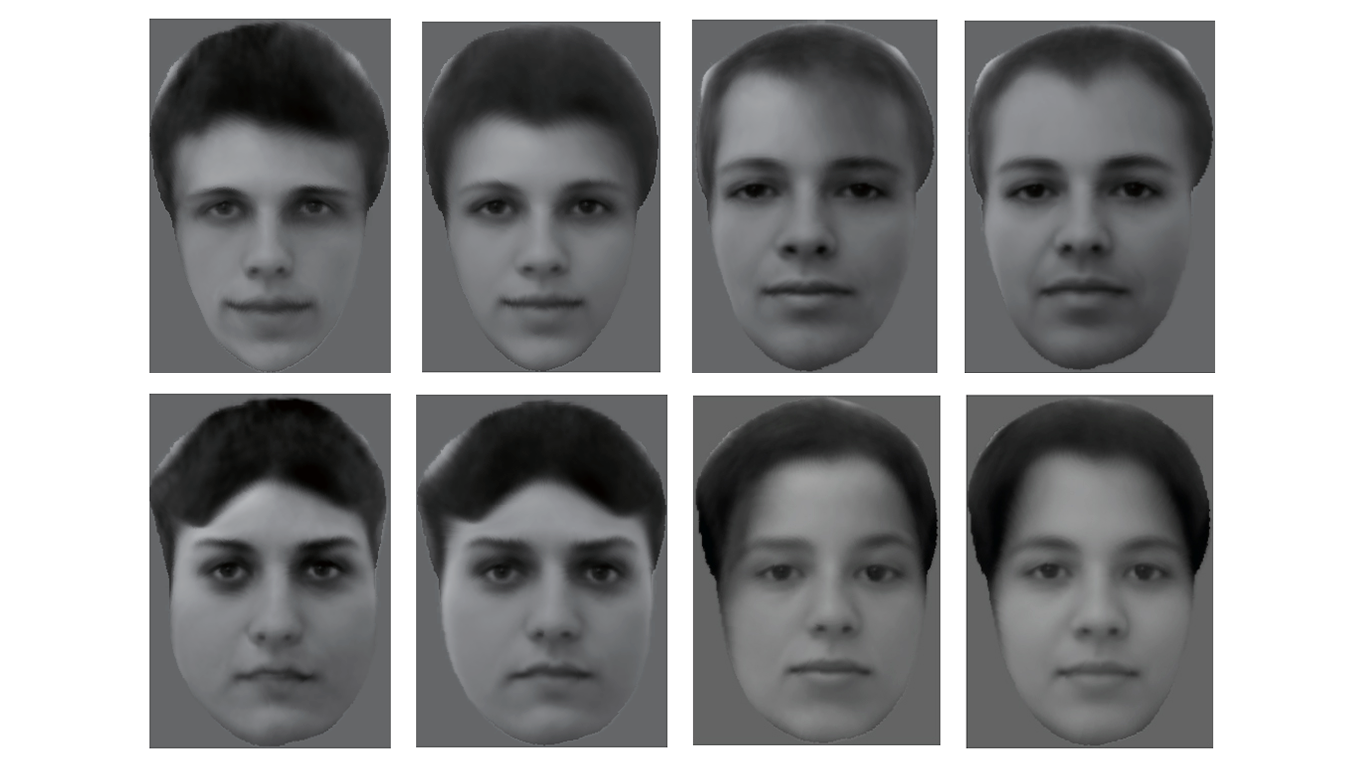 Primates Recognize Faces Instantly Using Specialized ...