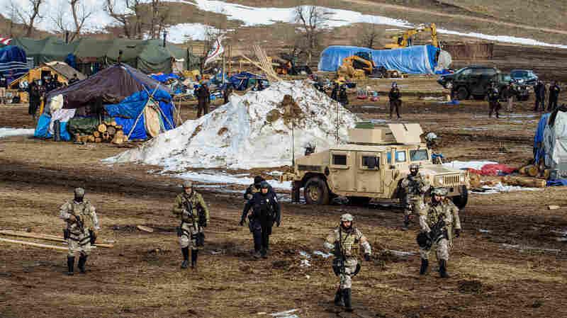 Crude Oil Begins To Flow Through Controversial Dakota Access Pipeline
