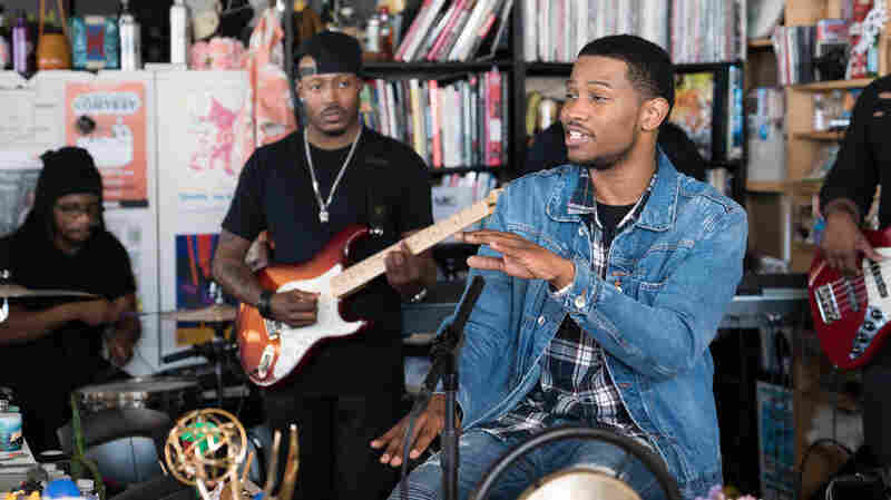 Nick Grant: Tiny Desk Concert