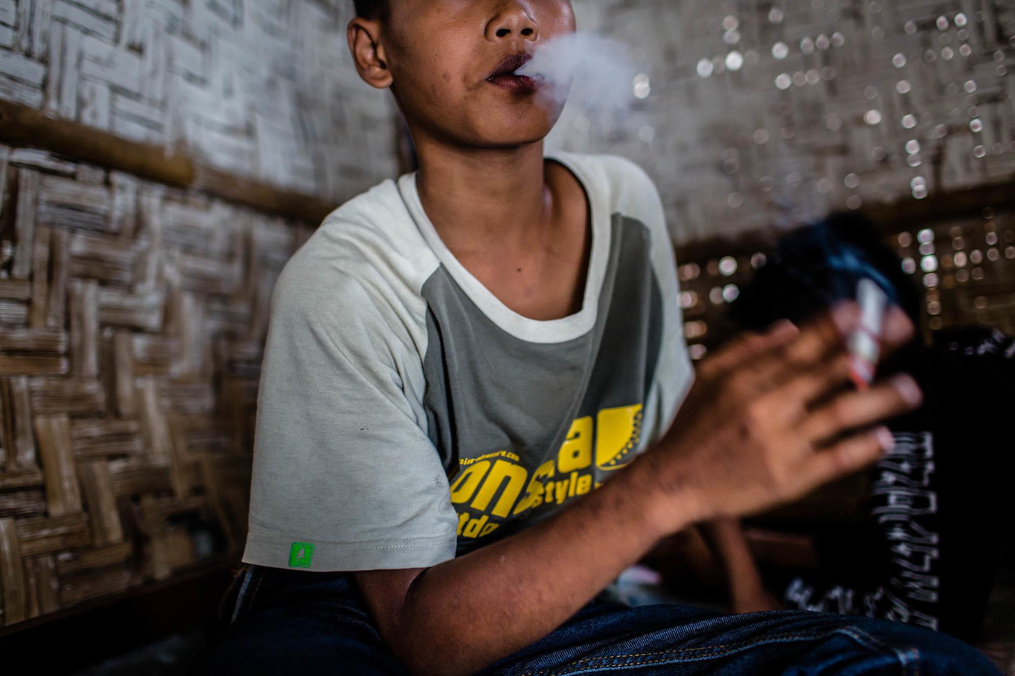 Smoke why do girls Why girls