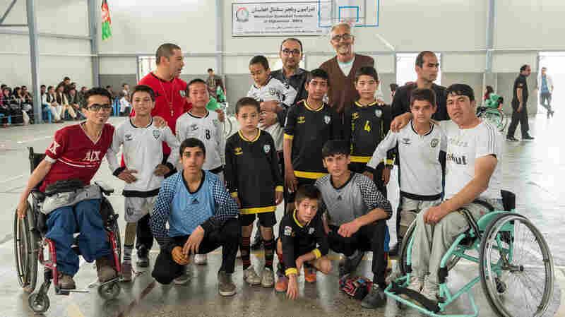 Hoop Dreams: Wheelchair Basketball Is Changing Lives In Afghanistan