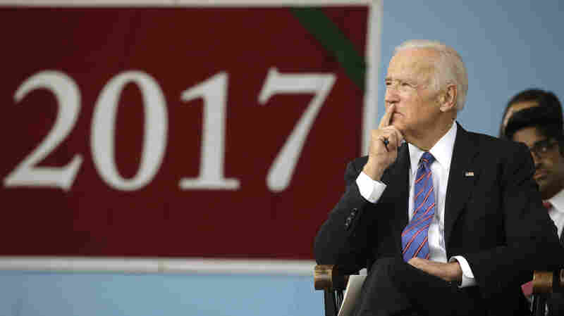 As Biden Launches 'American Possibilities' PAC, Is One Possibility A 2020 Bid? Maybe