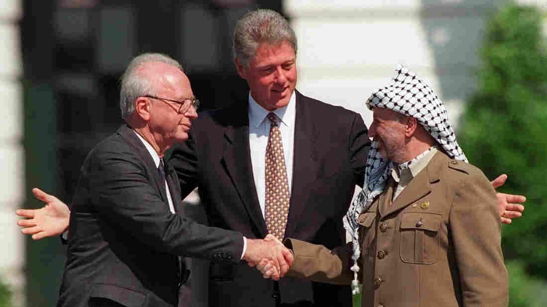 50 Years On, U.S. Presidents Still Seek Elusive Peace To A Six-Day War