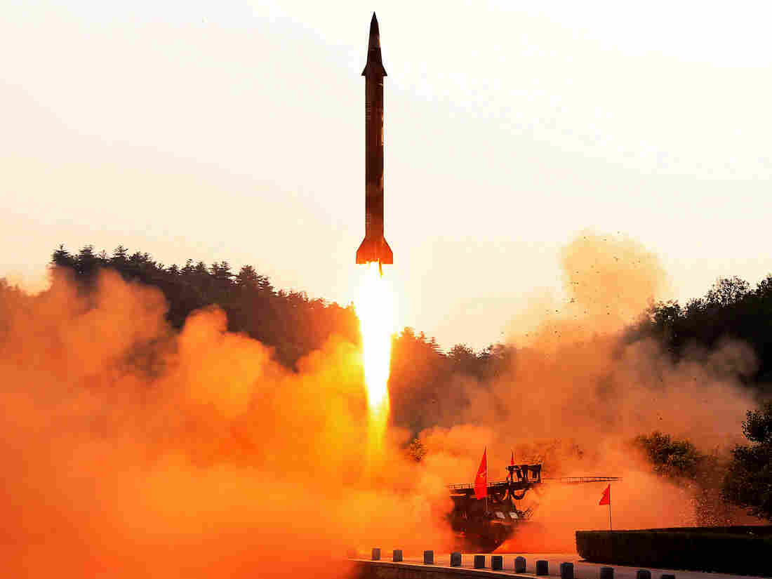 Korea denounces new United Nations sanctions imposed over missile launch
