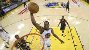 Golden State Buries Cleveland In Game 1 Of NBA Finals, 113-91