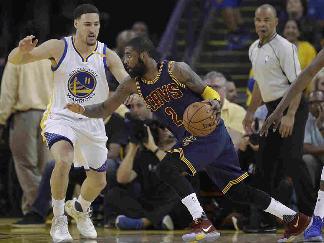 Here's hoping LeBron James makes Cavs-Warriors III more interesting