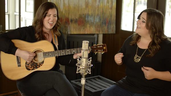 "The Secret Sisters perform ""Mississippi"" for Folk Alley."