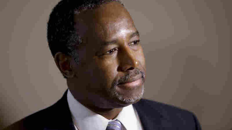 Housing Secretary Ben Carson Clarifies Comment That Poverty Is A 'State Of Mind'