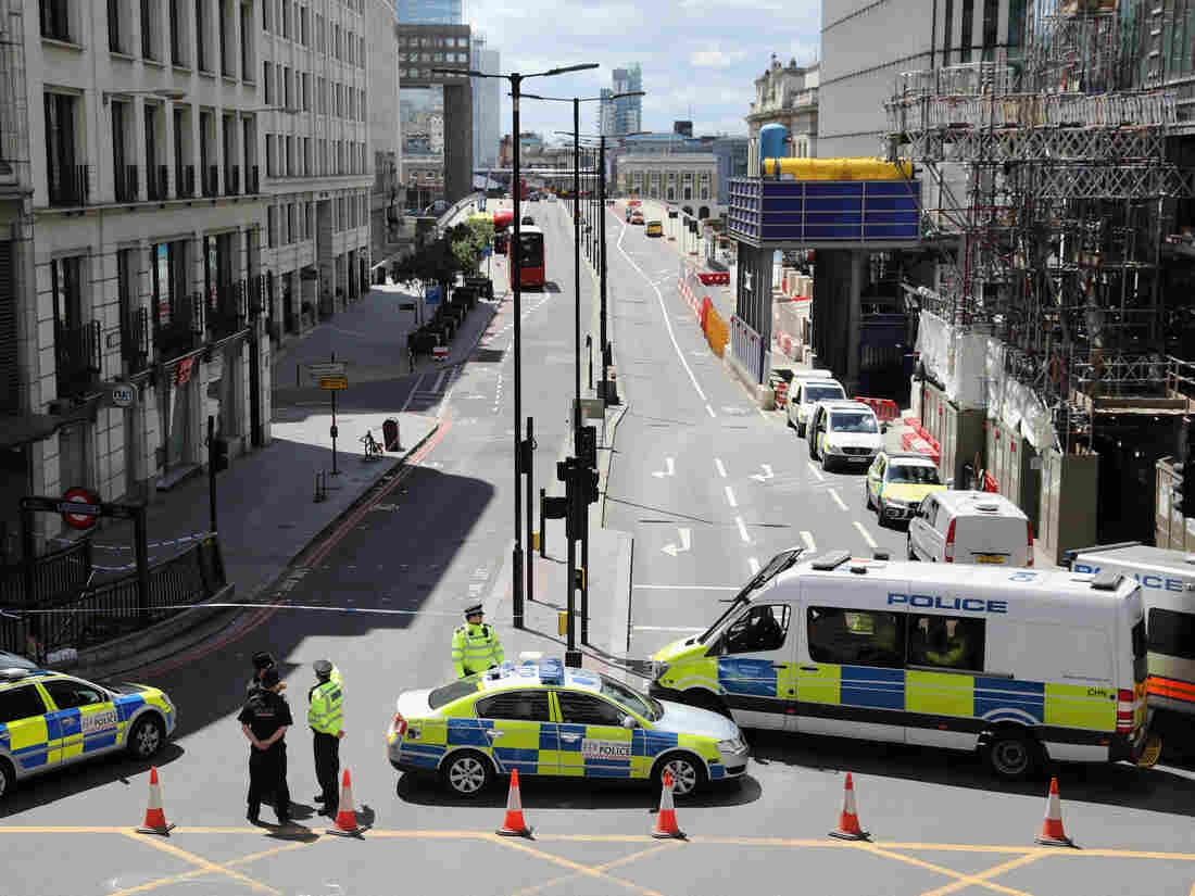 ISIS Claims Responsibility For London Attack That Killed 7, Injured 48