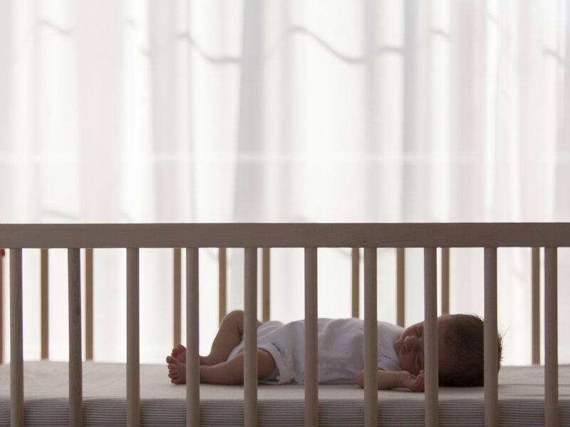 Babies Sleep Better In Their Own Rooms After 4 Months Study Finds