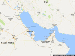 Saudi Arabia Egypt And Other Arab Nations Cut Diplomatic Ties - Map of qatar and egypt