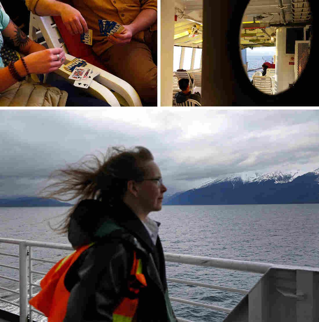 In Southeast Alaska, The Ferry System Is A Lifeline