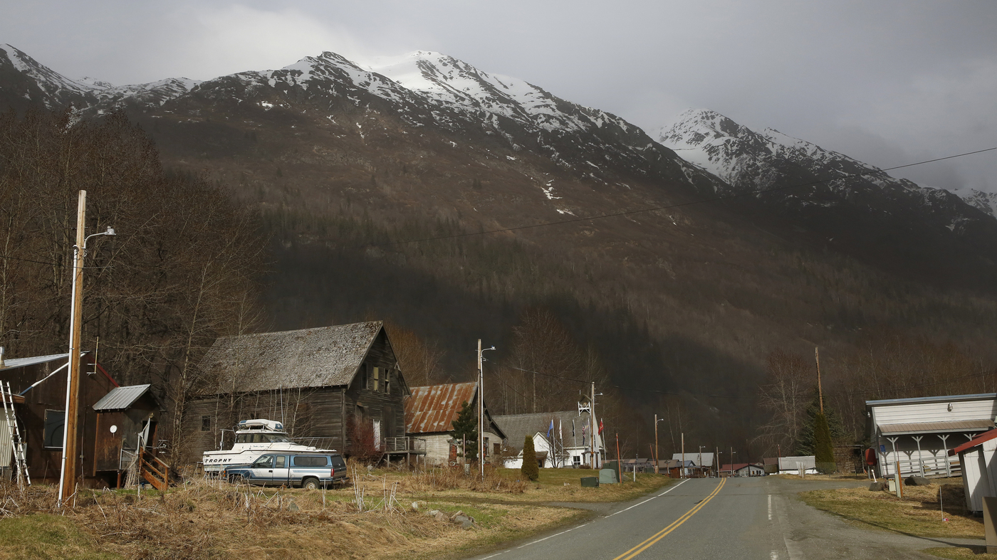 A Native Village In Alaska Where The Past Is Key To The -9686