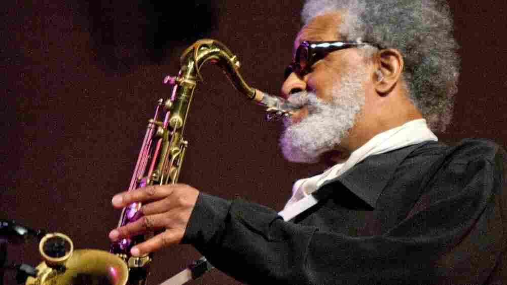 After 7 Decades, Sonny Rollins Can't Get Music Off His Mind