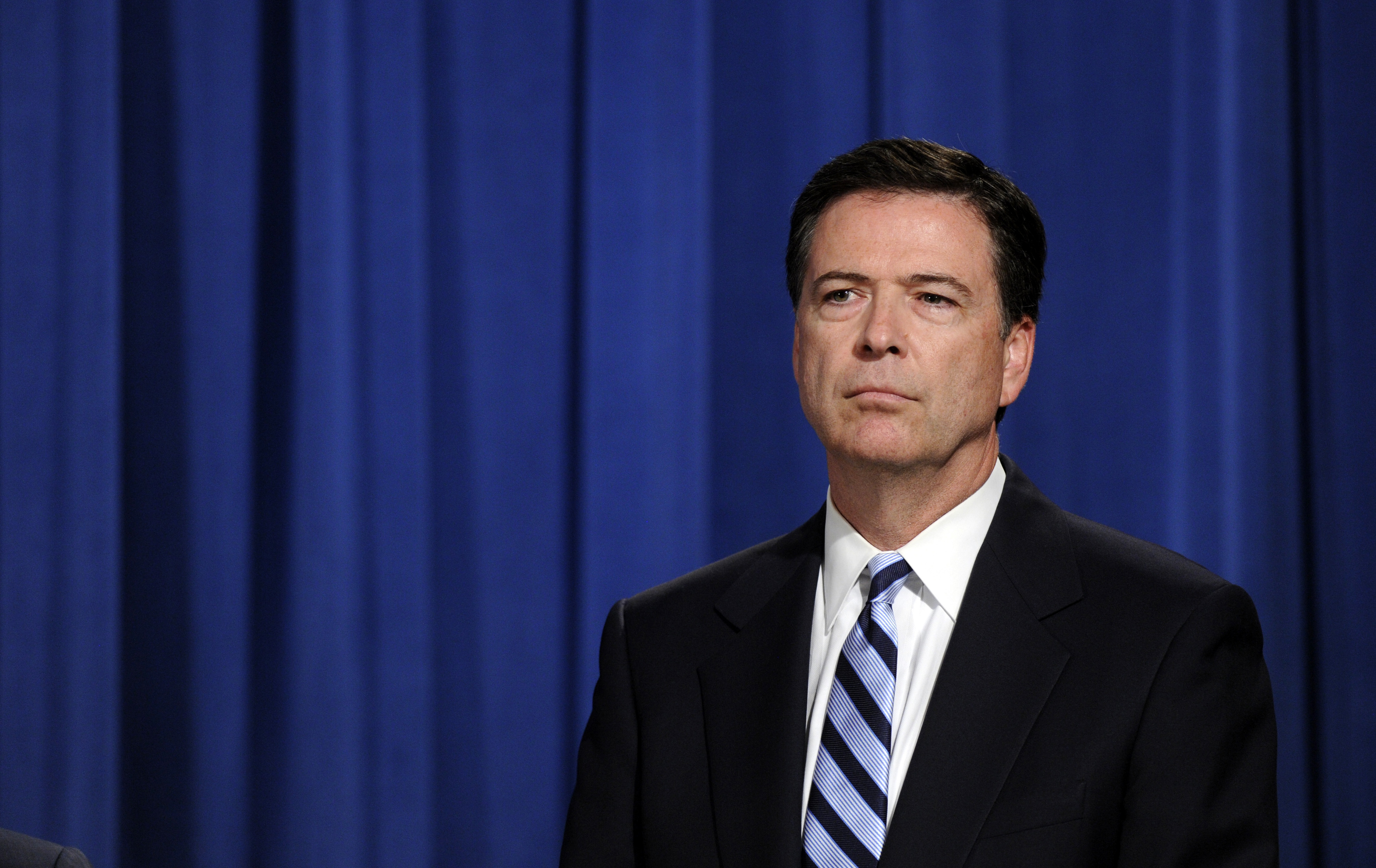 Comey says he was sacked because of Russian Federation investigation