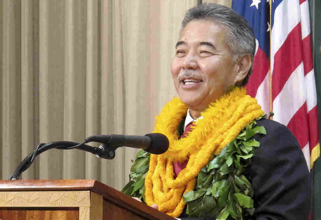 Hawaii Signs Legislation To Implement Goals Of Paris Climate Accord Anyway