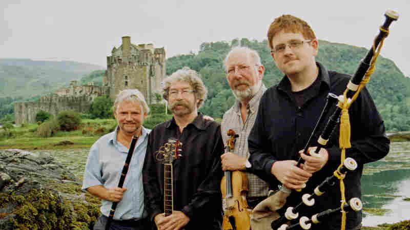 The Thistle & Shamrock: The Songs Of Robert Tannahill