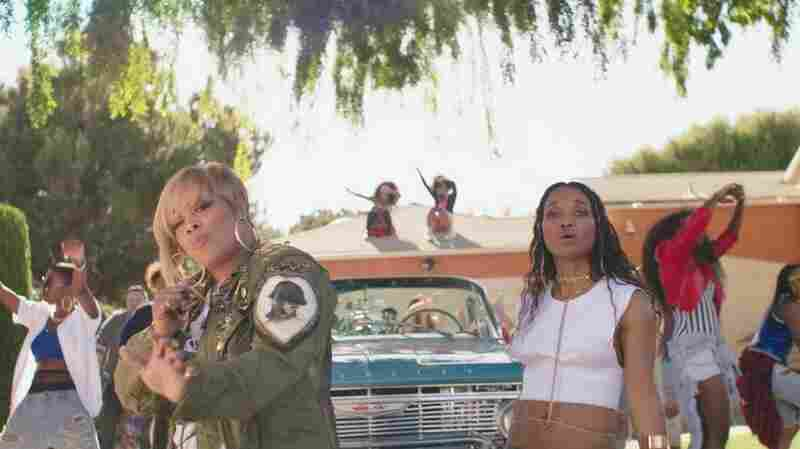 TLC's Bopping Throwback 'Way Back' Gets Its Own House Party
