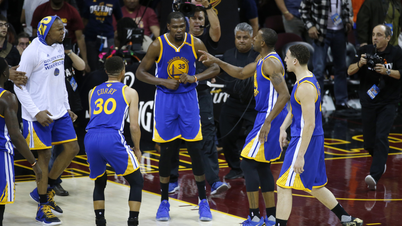 Warriors-Cavaliers: Golden State Win Puts Team 1 Game From ...