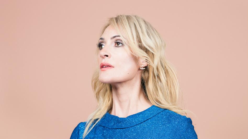 Emily Haines' new album, <em>Choir Of The Mind</em>, comes out Sept. 15.