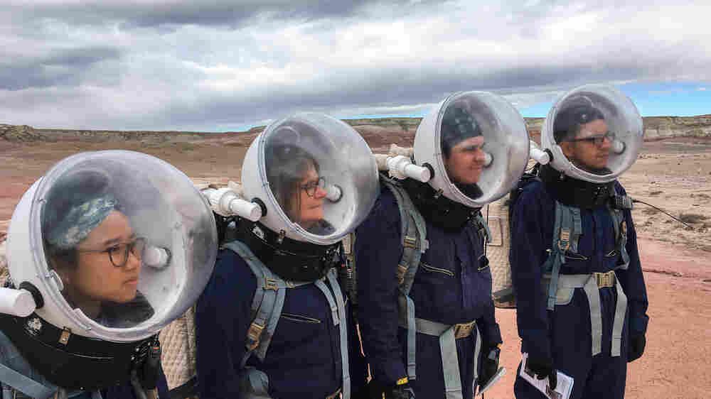 To Prepare For Mars Settlement, Simulated Missions Explore Utah's Desert