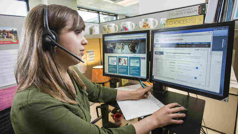 Got Cancer Questions? This Little-Known Hotline Is Here To Help