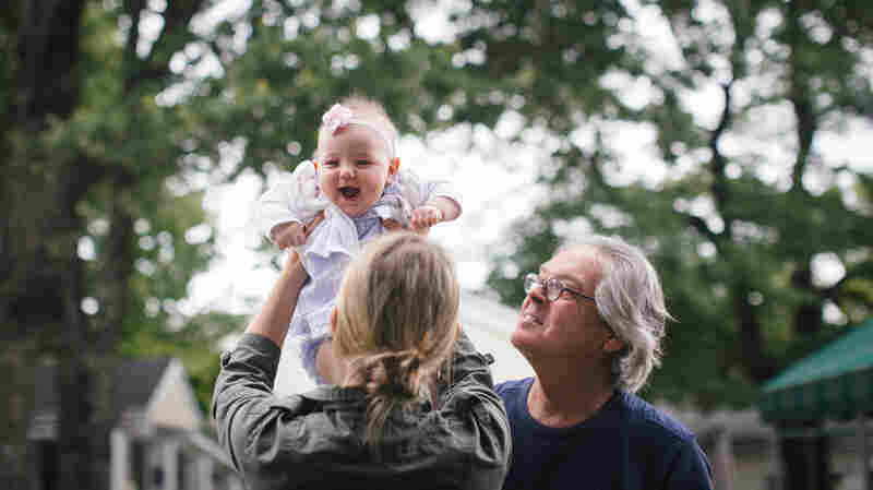 Alzheimer's Starts To Steal The Joy Of Being A Grandfather