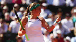 Jelena Ostapenko Pulls A Thrilling Upset To Win The French Open