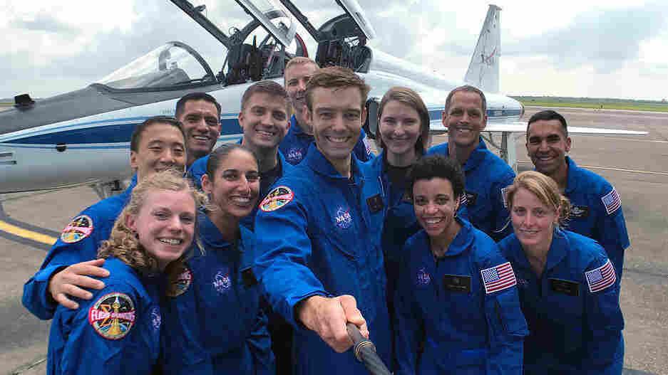 Meet Your Lucky Stars: NASA Announces A New Class Of Astronaut Candidates