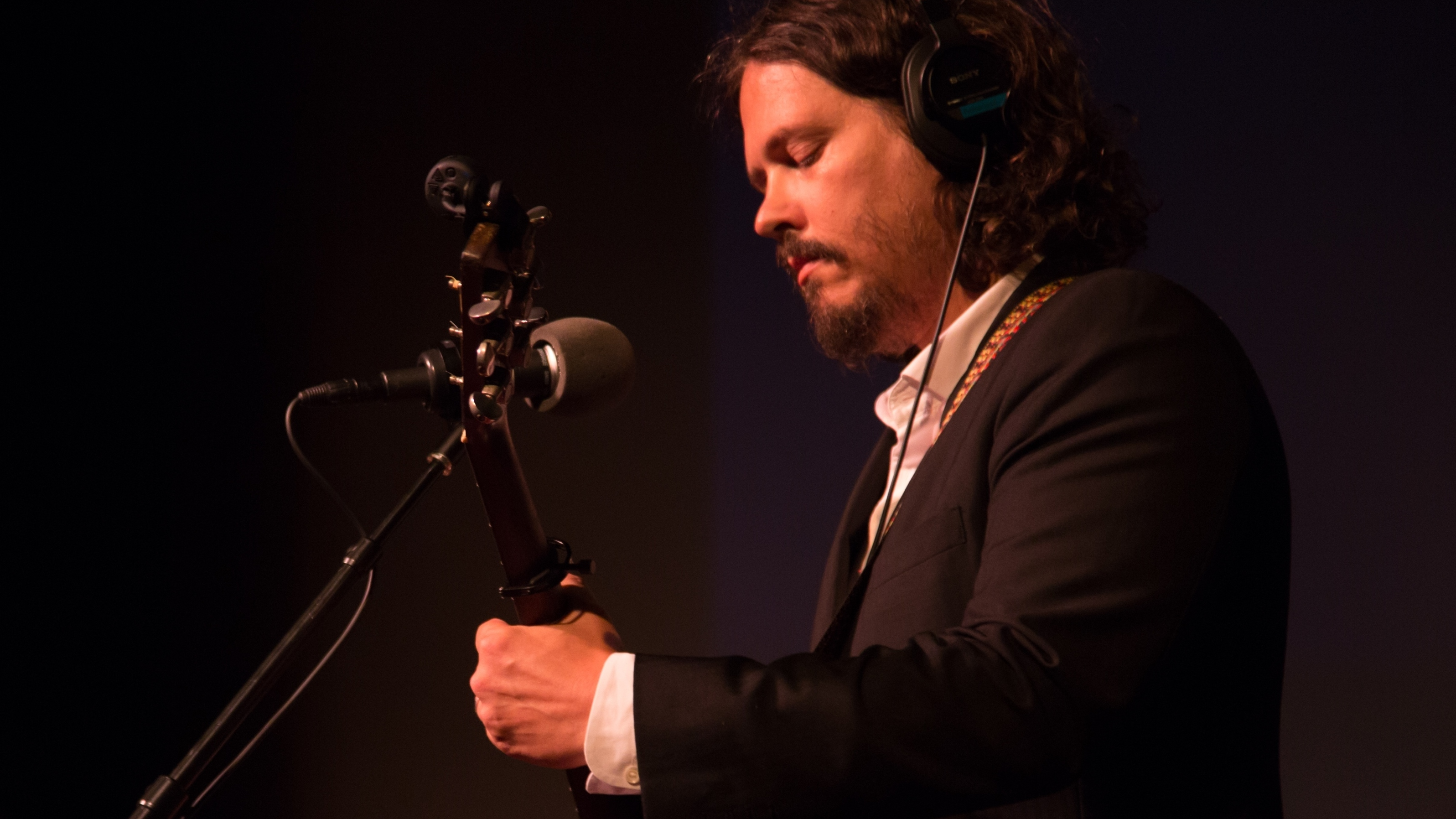 In Birmingham John Paul White Shares Songs And Stories