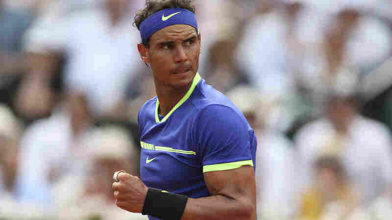 Make It 10: Rafael Nadal Sweeps French Open Final, Adding To His Record