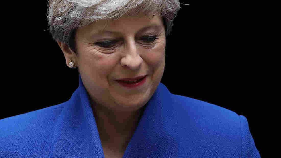 'Dead Woman Walking': Amid Election Fallout, Theresa May Stands On Shaky Ground
