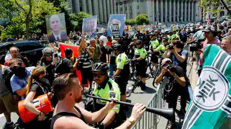 'Anti-Sharia' Marchers Met With Counter-Protests Around The Country