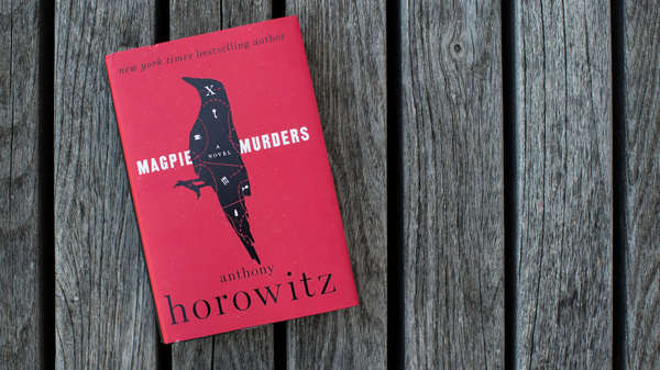 Magpie Murders by Anthony Horowitz.
