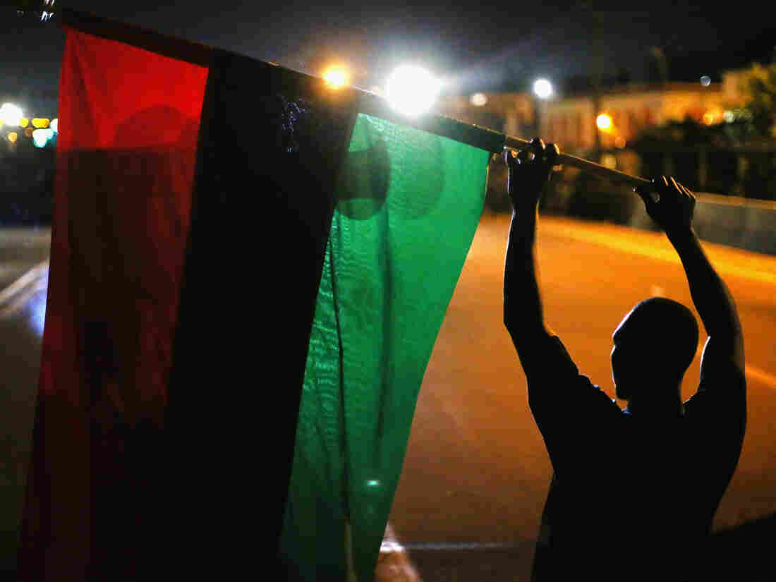 On Flag Day, Remembering The Red, Black And Green