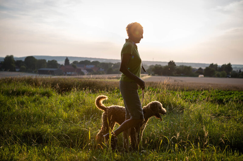 Owning A Dog Leads To More Walking And Exercise For Older