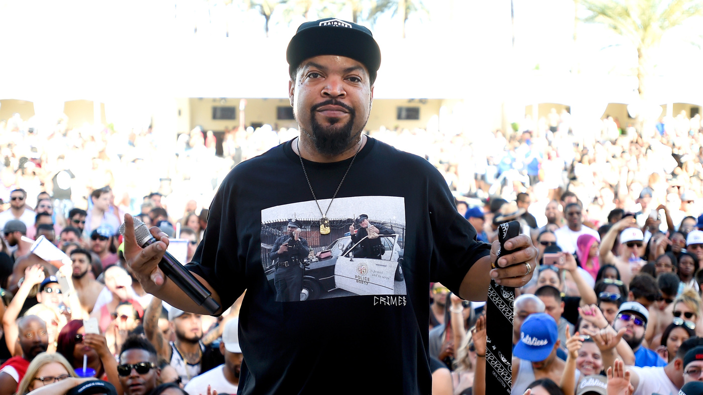ice cube leaves bill maher shaken and stirred over the n