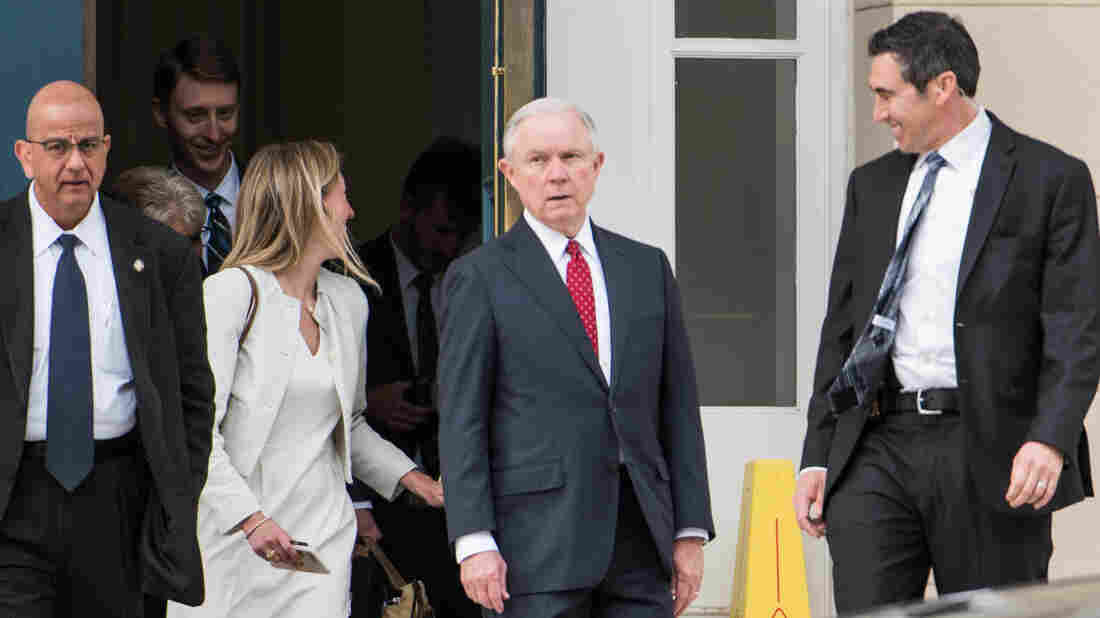 Questions for Attorney General Jeff Sessions - KXLF.com | Continuous News | Butte, Montana