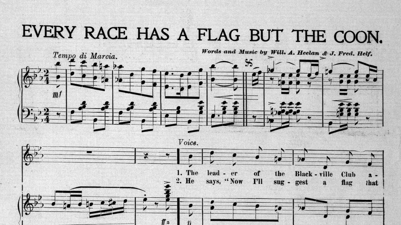 On Flag Day Remembering The Red Black And Green Code Switch Npr