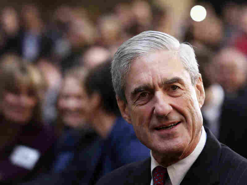 Who could fire special counsel Robert Mueller