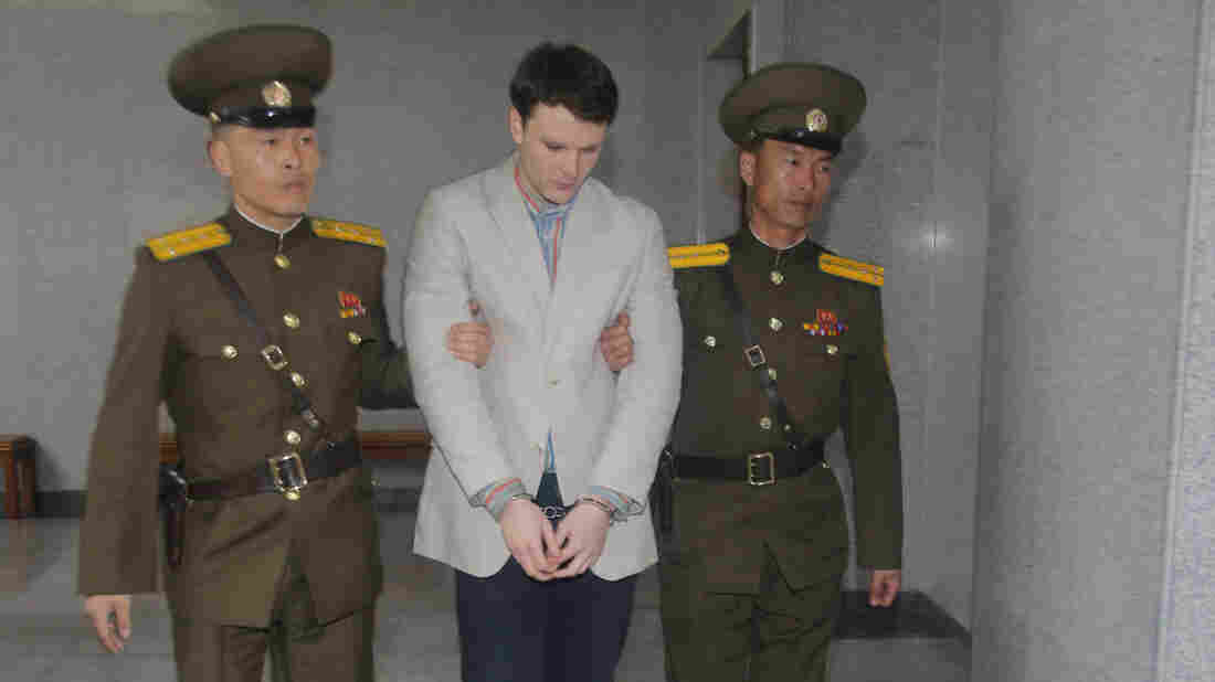American Otto Warmbier Has Been Released From A North Korean Prison
