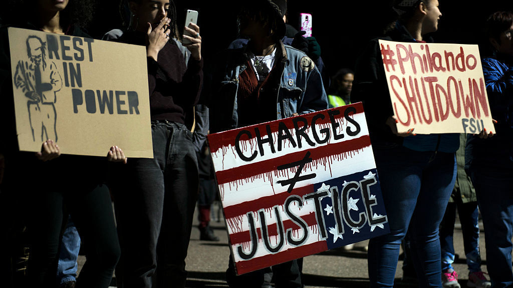 Minnesota Police Officer Found Not Guilty In Shooting Death Of Philando Castile