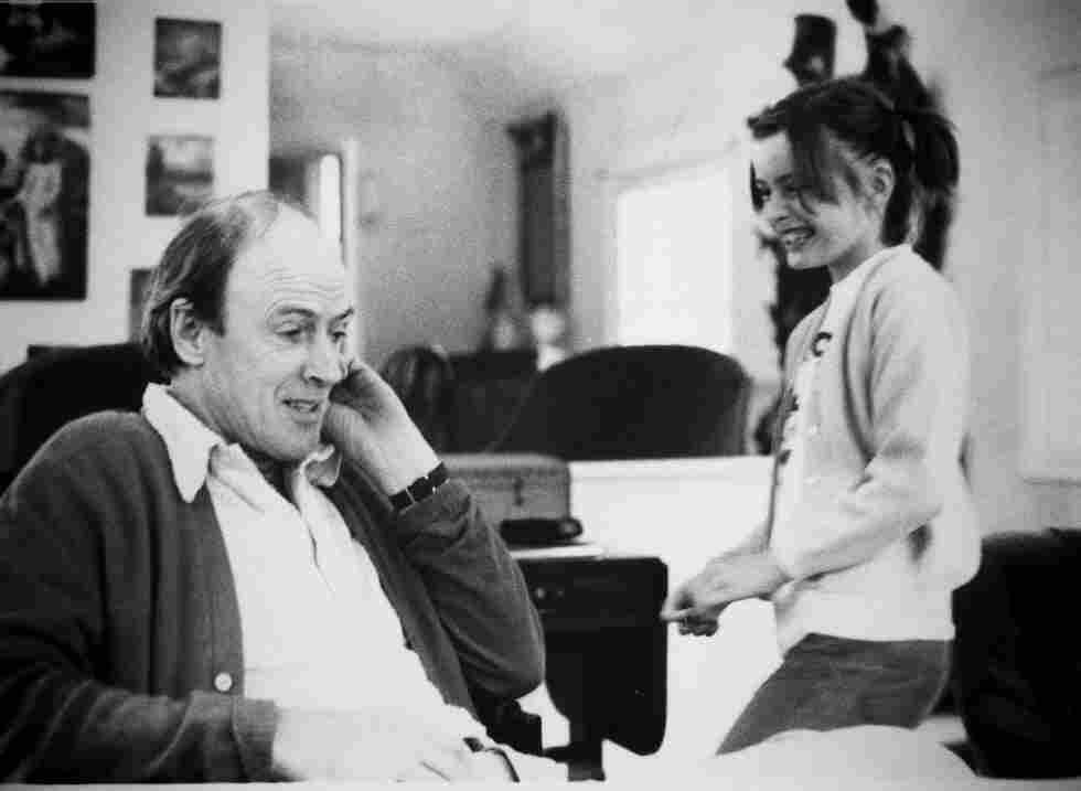 What If Willy Wonka Was Your Dad? Roald Dahl's Magical Parenting With Food