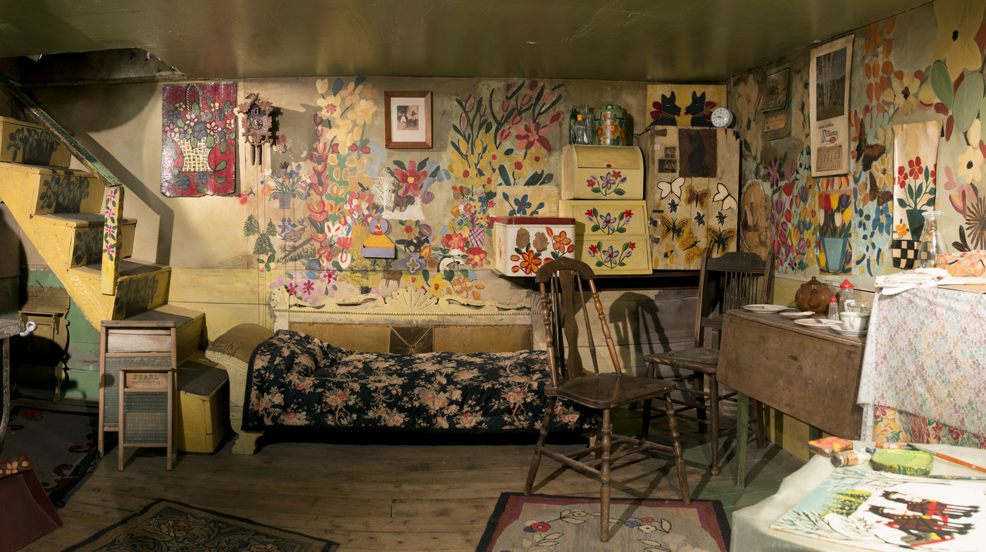 Design A Car Game >> Home Is Where The Art Is: The Unlikely Story Of Folk Artist Maud Lewis : NPR