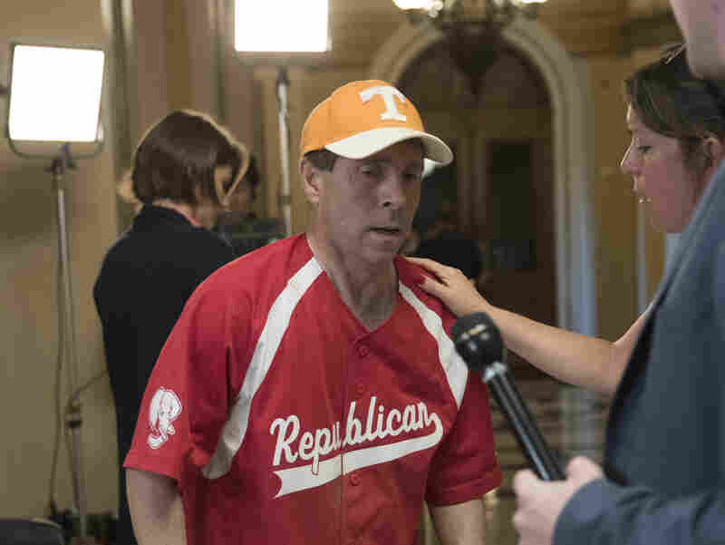 Staff Member of US Rep. Roger Williams Shot at Congressional Baseball Practice