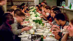 These Dinner Parties Serve Up A Simple Message: Refugees Welcome