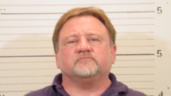 James Hodgkinson is shown in a mugshot. He was identified as the suspect in a shooting in Alexandria, Va., that injured five people including Majority Whip Steve Scalise.