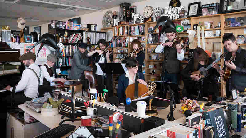 Penguin Cafe: Tiny Desk Concert